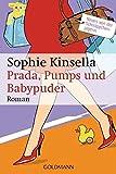 Ideen für Muttertag Geschenke Bücher zum Muttertag - Prada, Pumps und Babypuder: Ein Shopaholic-Roman 5 (Schnäppchenjägerin Rebecca Bloomwood, Band 5)