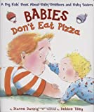 Best Books About Kindergartens - Babies Don't Eat Pizza: A Big Kids' Book Review