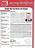 Aktien Monitor 3 2018 Alphabet Apple Henkel Nestle Zeitschrift Magazin Einzelheft Heft Börsenbrief