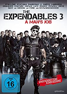 The Expendables 3 - A Man's Job (Ungeschnittene Kinofassung)