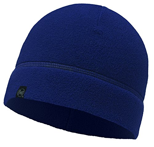 Buff Kinder Polar Hat Mütze, Solid Navy, One Size (Kinder Polar-fleece-mütze)