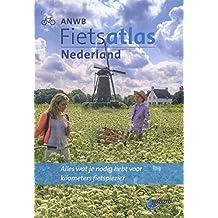 Fietsatlas Nederland 1:100 000 (ANWB fietsatlassen)