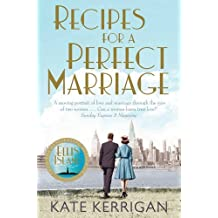 Recipes for a Perfect Marriage by Kerrigan, Kate ( AUTHOR ) Mar-29-2012 Paperback