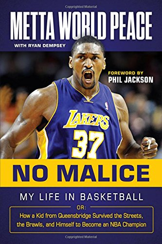 No Malice: My Life in Basketball Or: How a Kid from Queensbridge Survived the Streets, the Brawls, and Himself to Become an NBA C
