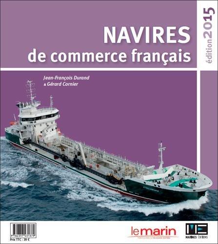 Navires de commerce français 2015