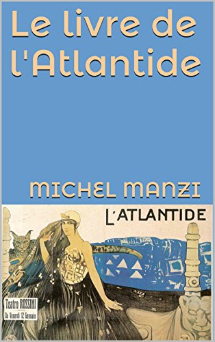 Le livre de l'Atlantide