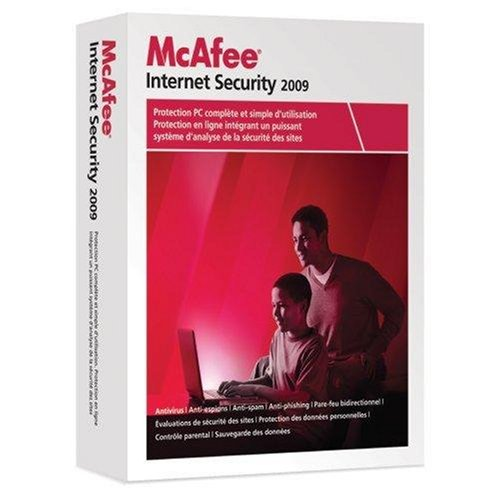 mcafee-internet-security-2009-1-poste-1-an