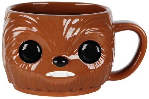 FunKo POP! Home - Star Wars: Chewbacca Mug
