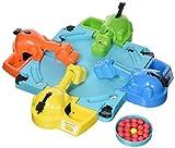 Hasbro - 989361010 - Hippos Gloutons - Jeu de Société