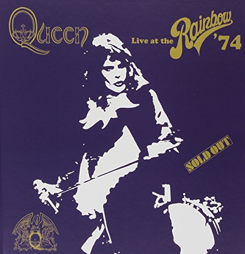 Queen-box-set (Live at the Rainbow (Limited Super Deluxe Boxset))