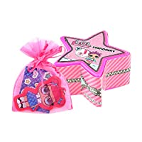 Unbekannt L.O.L. 35610 Star Filled with Stationery Small Assorted