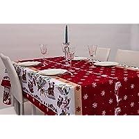 nappe noel cuisine maison. Black Bedroom Furniture Sets. Home Design Ideas