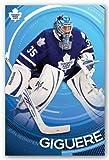Jean-Sebastien Giguere - Toronto Maple Leafs NHL Kunstdruck