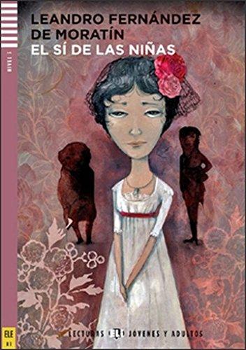 El sí de las niñas : Nivel 3-B2 (1CD audio) par Leandro De Moratin