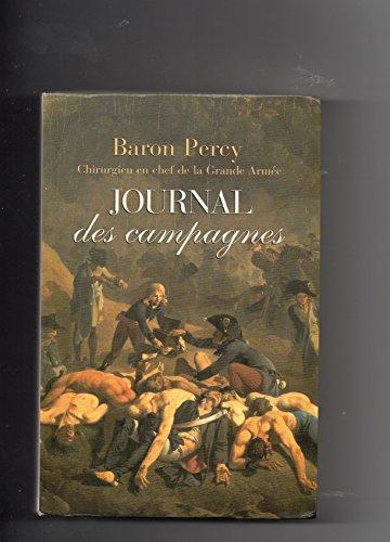 Journal des campagnes du baron Percy