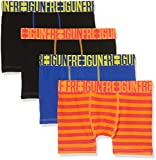 FREEGUN Boxer, Garçon, Multicolore (Multicolor E2), Taille Fabricant: 14/16 (Lot de...