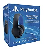 Cheapest Sony PlayStation Wireless Stereo Headset 20 on PlayStation 4