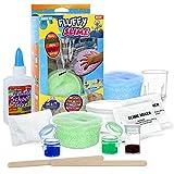 DmHirmg Fluffy Slime DIY Kit for Children Best Christmas Gifts by