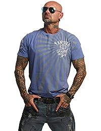 Yakuza Hombres Ropa Superior/Camiseta Expect No