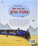 Image de Mon grand livre : Mon livre des grands trains