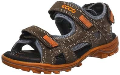 Ecco  ECCO URBAN SAFARI KIDS Sandals Boys  Orange Orange (Cocoa Brown/Cocoa Brown 55778) Size: 1 (33 EU)
