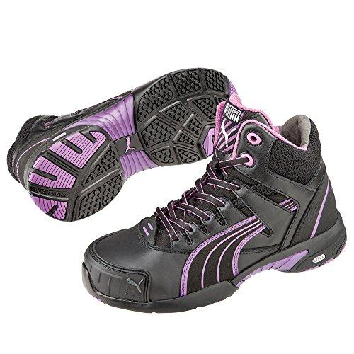 Puma 630600-245-39 Stepper Chaussures de sécurité pour Femme Wns Mid S3 HRO SRC Taille 39
