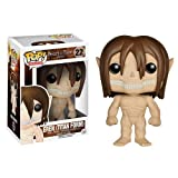 Attack on Titan Eren Jaeger Titan Form Pop! Vinyl Figure by Funko