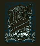 Hey ! Artshow Part 1 (Modern art & pop culture)