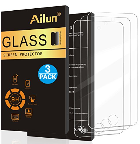 a3751371b0 Ailun Screen Protector for iPod Touch 7 Touch 6 Touch 5,[3Pack],