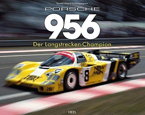 Porsche 956: Der Langstrecken-Champion - Design Zeigt Porsche