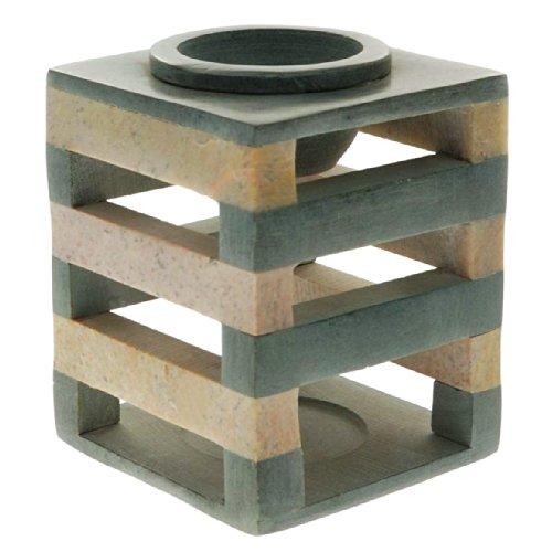 aargee-soapstone-oil-burner-twin-colour