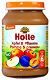 Holle Apfel & Pflaume