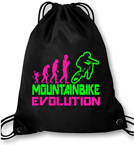 EZYshirt-Mountainbike-Evolution-Turnbeutel