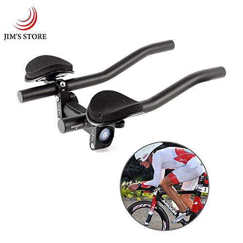 JIM'S STORE Triathlon Lenkeraufsatz Bike Lenker Triathl… | 00614614654087