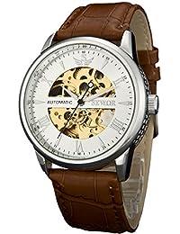 Sewor C1138 - Reloj de pulsera automático para hombre