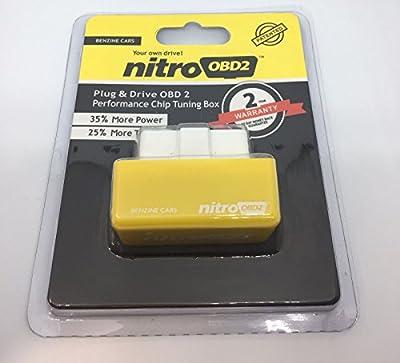 nitroOBD2pour véhicules à essence 35% de puissance en plus et 25% de couple en plus