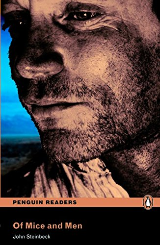 Level 2: Of Mice and Men Book and MP3 Pack (Pearson English Graded Readers)
