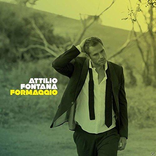 CD Attilio Fontana, Formaggio, Musica Italiana, Italian Music