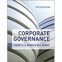 Corporate Governance by Robert A. G. Monks (2011-08-15)