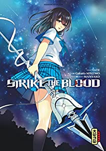 Strike the Blood Edition simple Tome 9