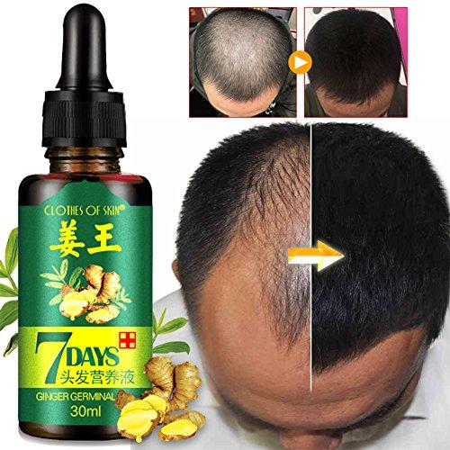 Symeas Rapide Croissance Des Cheveux Essence Liquide Repousse Des Cheveux Traitement...