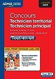 Concours Technicien territorial - Technicien principal - Catégorie B - ...