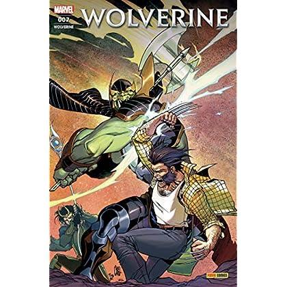 Wolverine (fresh start) Nº7