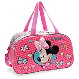 Disney Happy Helpers Borsone, 44 cm, 24.2 liters, Rosa