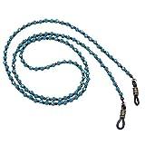 non-brand Sharplace Cordino Cavo per Occhiali Da Vista - Blu, 76 cm
