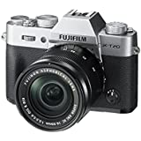 Fujifilm 16542945 Appareil Photo X-T20 avec Objectif XC 16-50 mm 24,3 Mpix Argent