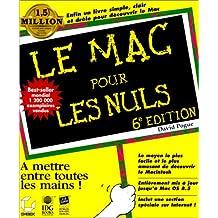 LE MAC POUR LES NULS. 6ème édition