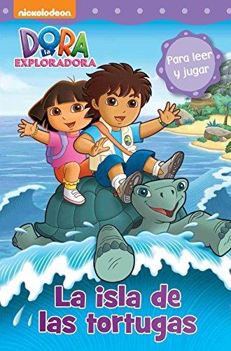 La isla de las tortugas (Dora la exploradora. Pictogramas) por Nickelodeon Nickelodeon