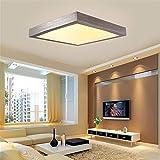 16W LED Warmweiß Modern Deckenlampe...