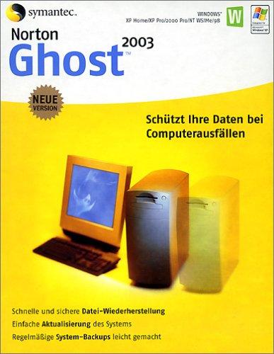 Preisvergleich Produktbild Norton Ghost 2003
